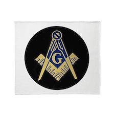 Blue Lodge S&C Throw Blanket