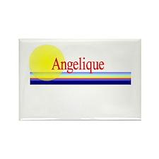 Angelique Rectangle Magnet