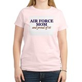Cute Air force mom T-Shirt
