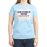 Cool Airman's girlfriend T-Shirt