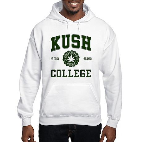 Kush College Hooded Sweatshirt