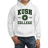 KUSH COLLEGE-2 Jumper Hoody