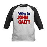 Who Is John Galt? Tee