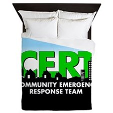 CERT Queen Duvet