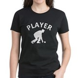 Lawn Bowling Player Tee