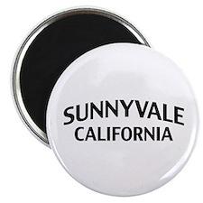 Sunnyvale California Magnet