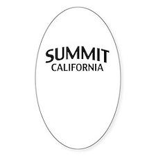 Summit California Decal