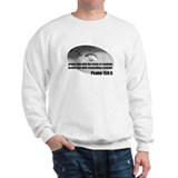Psalm 150:5 - Christian Drumm Sweatshirt