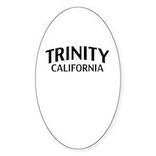 Trinity California Decal