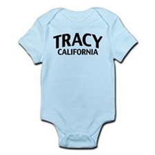 Tracy California Infant Bodysuit