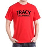 Tracy California T-Shirt