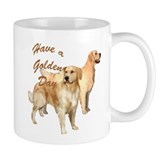 Golden day Small Mug