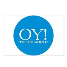 Oy! to the World Products Postcards (Package of 8)