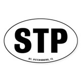 STP Decal