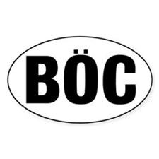 BOC Decal