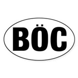 BOC Stickers