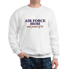 AF Mom & proud of it! Sweatshirt