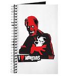 I HEART Monsters Journal