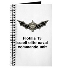 """Flotilla 13"" Journal"