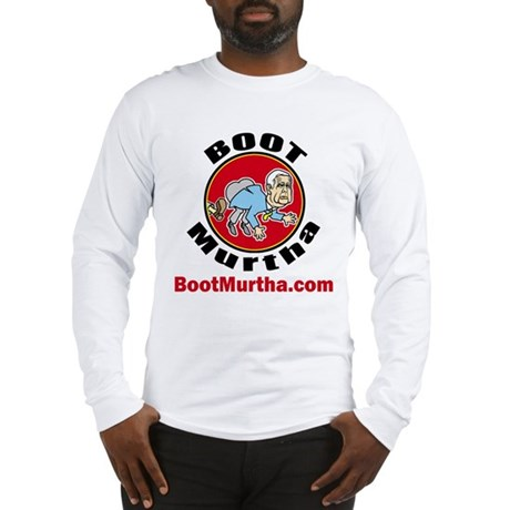 Boot Murtha Long Sleeve T-Shirt