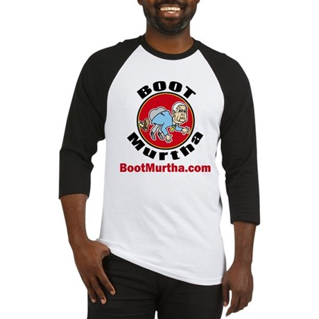 Boot Murtha Baseball Jersey
