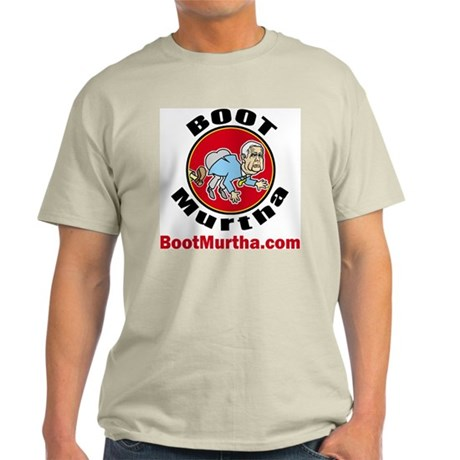 Boot Murtha Ash Grey T-Shirt