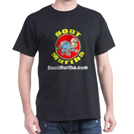 Boot Murtha Black T-Shirt