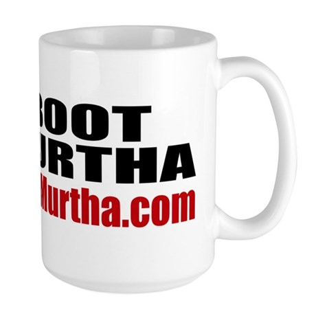 Boot Murtha Large Mug