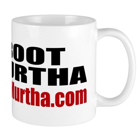 Boot Murtha Mug