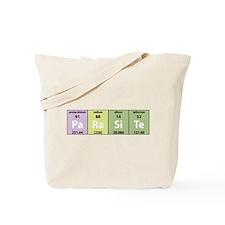 Chemistry Parasite Tote Bag