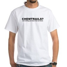 Chem Trail Plain T-Shirt