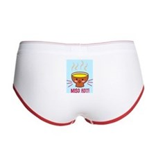 Cute Miso soup Women's Boy Brief
