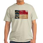 North Carolina Flag Light T-Shirt