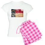 North Carolina Flag Women's Light Pajamas