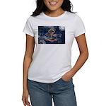 North Dakota Flag Women's T-Shirt
