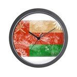 Oman Flag Wall Clock