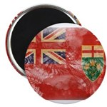 Ontario Flag Magnet