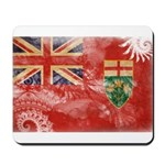 Ontario Flag Mousepad