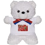 Ontario Flag Teddy Bear