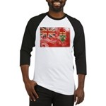 Ontario Flag Baseball Jersey
