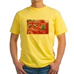 Ontario Flag Yellow T-Shirt