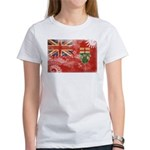 Ontario Flag Women's T-Shirt