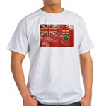 Ontario Flag Light T-Shirt