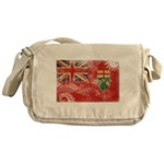 Ontario Flag Messenger Bag