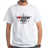 I Love My Pilot Shirt