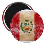 Peru Flag 2.25
