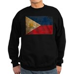 Philippines Flag Sweatshirt (dark)