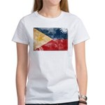 Philippines Flag Women's T-Shirt