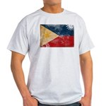 Philippines Flag Light T-Shirt