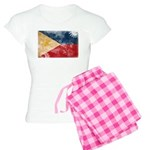 Philippines Flag Women's Light Pajamas